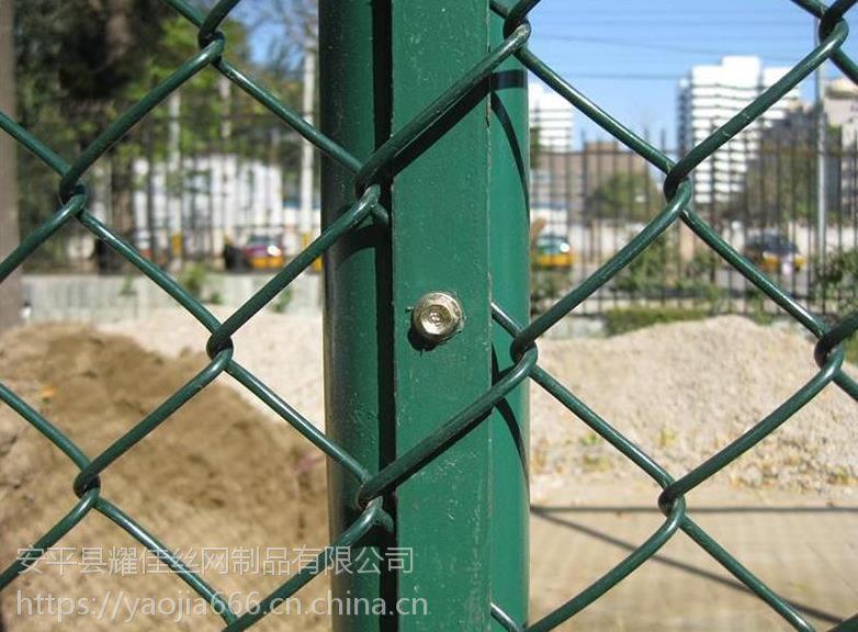 标准框架式球场围网 五人制笼足封闭网围栏网源头工厂批发