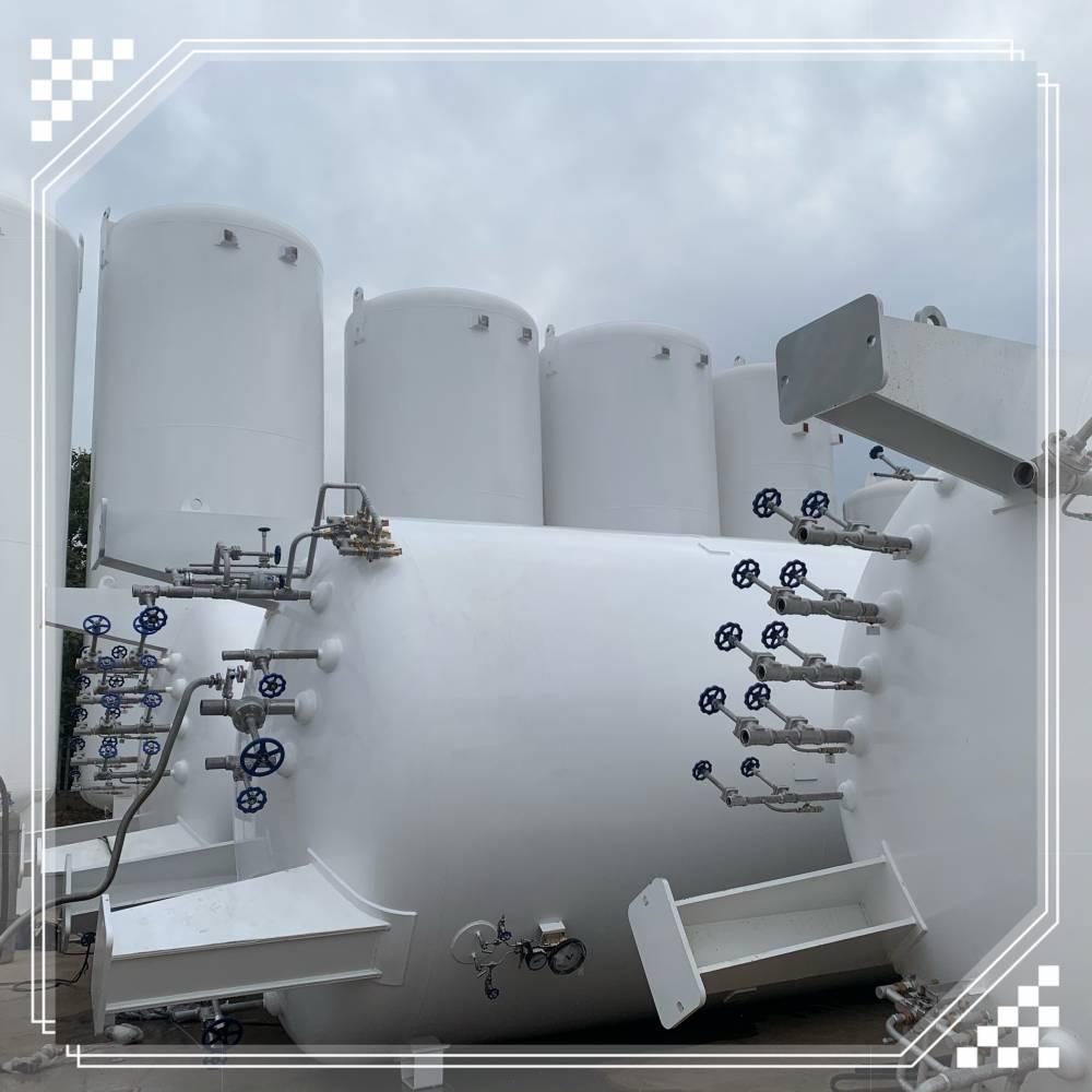 煤改气政策 -20立方液化天然气储罐生产厂家-菏锅集团。