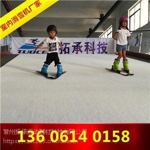 冰雪运动儿童娱乐滑雪机 广东室内滑雪模拟器 室内滑雪练习机