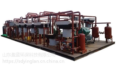 盈蓝生产油库用油气回收设备北京,东营加油站第三次油气回收设备