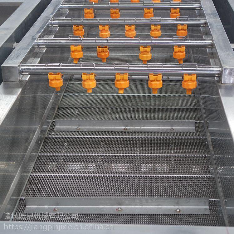 直销胡萝卜,辣椒瓜果蔬菜气泡清洗机流水线高压喷淋清洗彻底 匠品制造