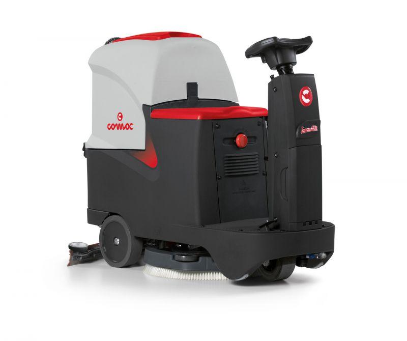 意大利高美COMAC洗地机洗地车