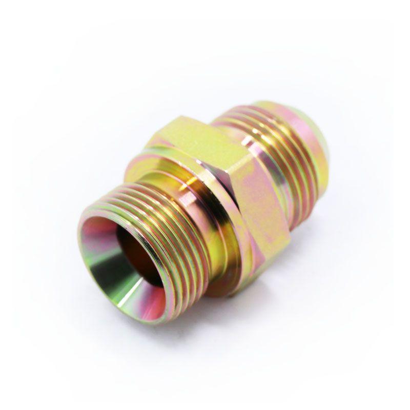 伊顿标准直通接头 汩罗不锈钢直通接头厂家直销