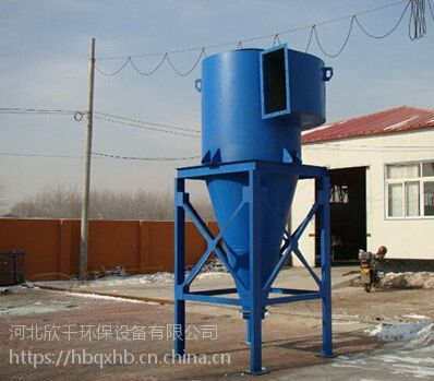 扁袋除尘器 河北欣千环保制作销售