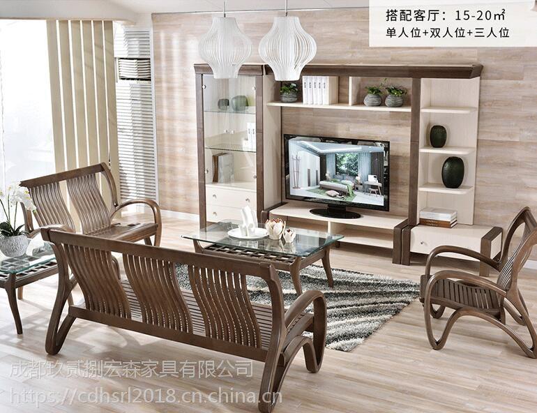 重庆明清定制实木家具定做仿古、家具中式家具家欧特美传统图片