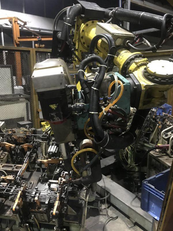 荔湾区越秀区发那科机器人保养重要性