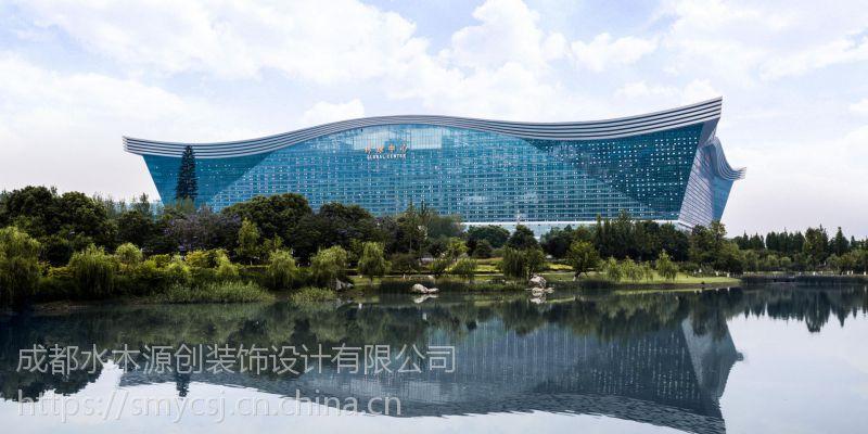 成都天堂洲际大酒店设计介绍—水木源创装饰