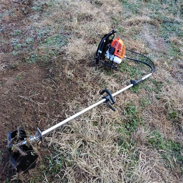 草根锄地机 高效锄地机 圣鲁牌