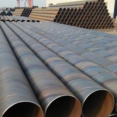 哈尔滨377*9螺旋钢管厂家生产Q235BDN350螺旋钢管