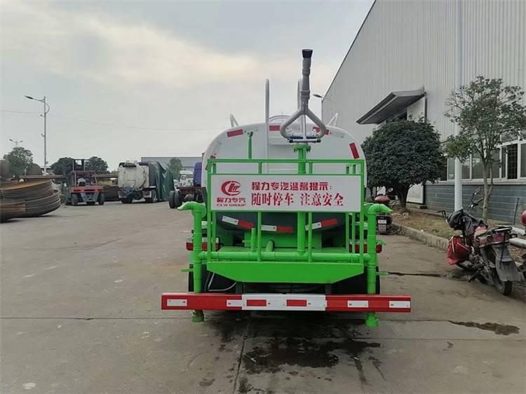 5吨除雾洒水车_杭州威龙洒水泵