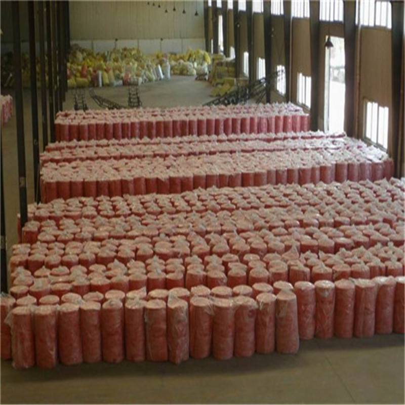 质量好防水玻璃棉卷毡 13公分耐高温玻璃棉板