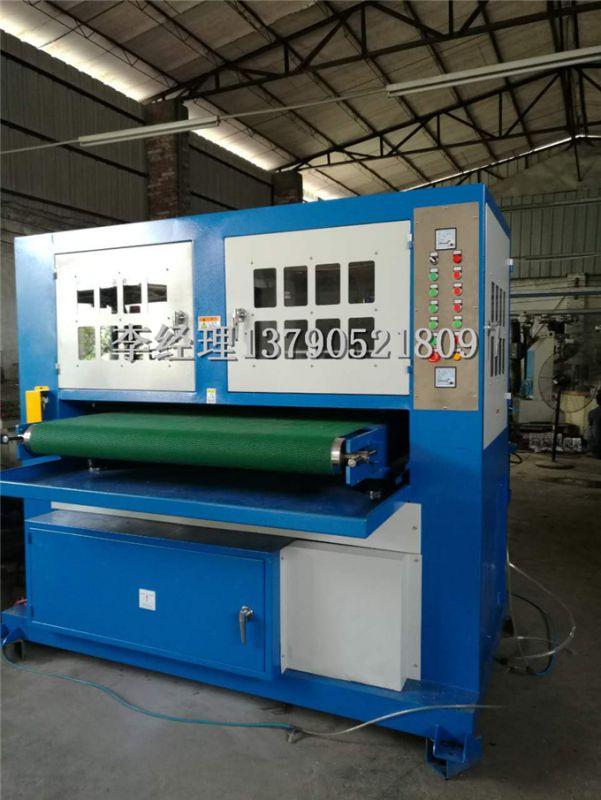 1300mm自动铝板拉丝机