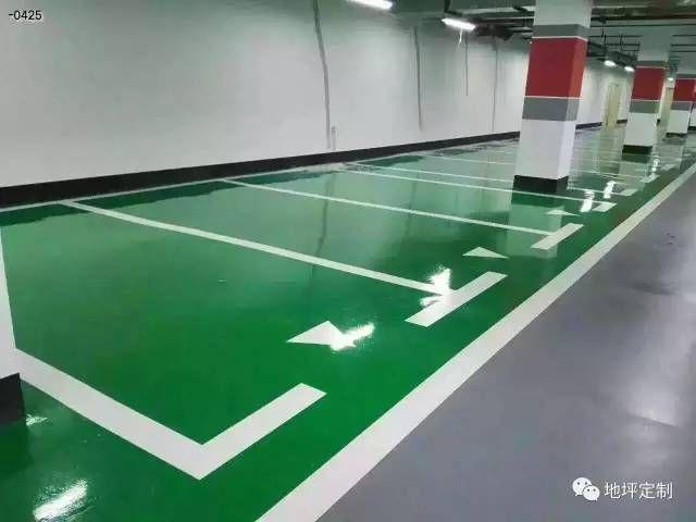 泰安环氧地坪漆施工多少钱一平米