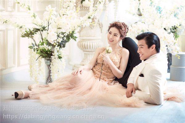 时尚,大气,清新,你要的风格都在这里 郑州大兵映像婚纱摄影工作室