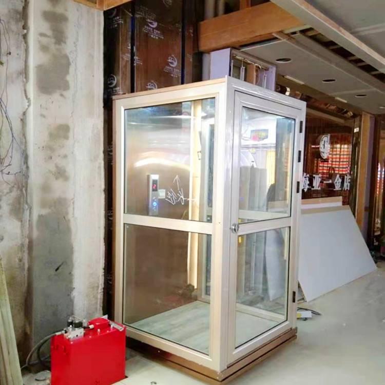 石嘴山家用电梯定做厂家、家用液压电梯哪有定做的-坦诺厂家