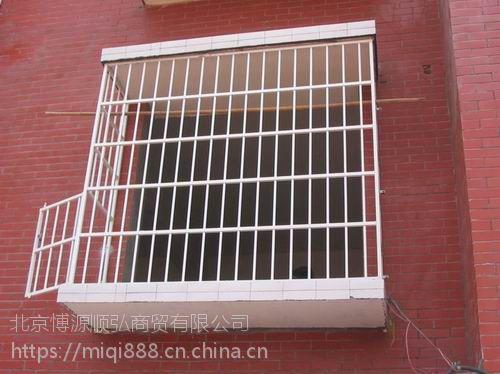 洛阳空调飘窗围栏,洛阳热镀锌百叶窗,Q235,烤漆围栏,HC新型喷塑防盗网