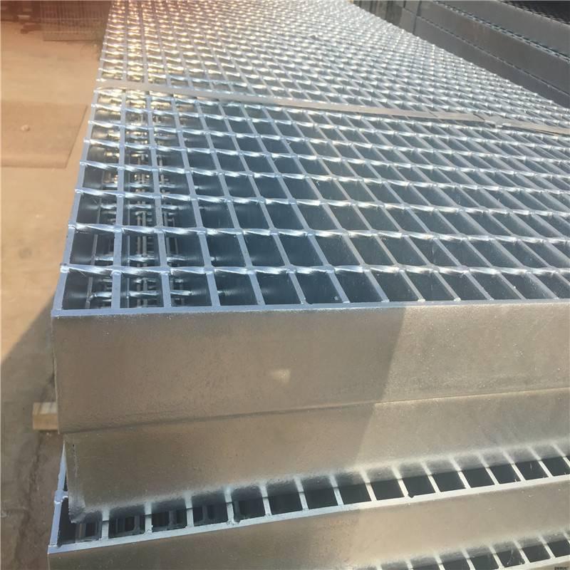 钢格板计算 江苏钢格板 楼梯踏步板计算