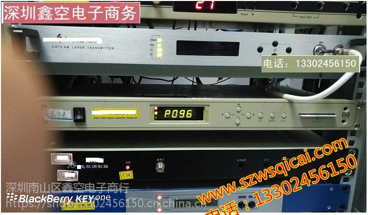 pbi接收机dvr1000大卡机 DVR-1000工程机数字电视前端专用数字机