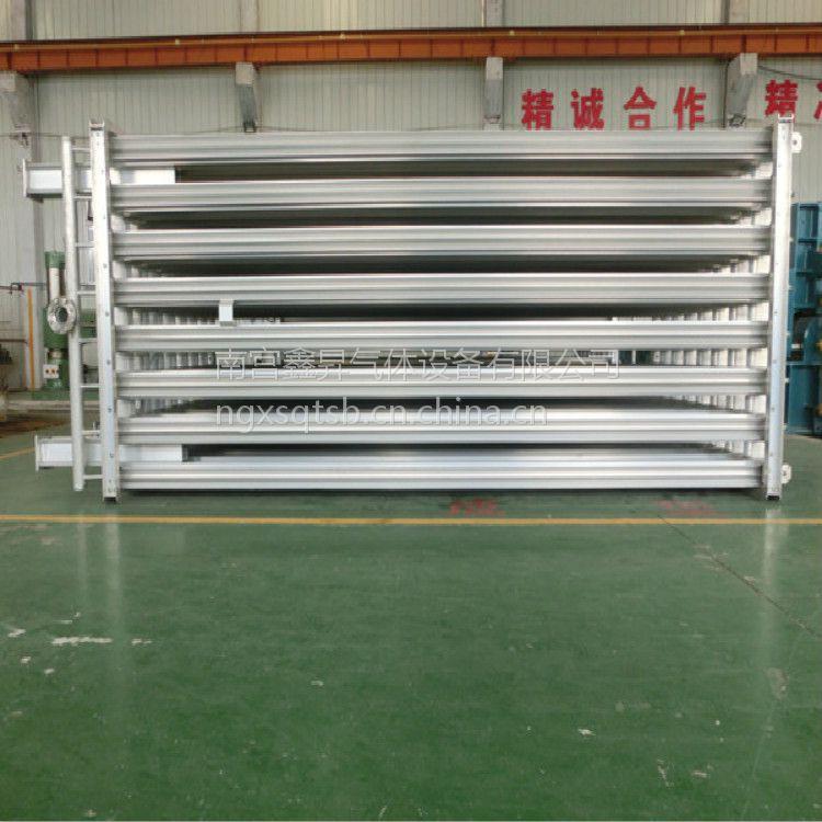 河北厂家供应优质天然气气化器 LNG气化转换设备 空温式气化设备