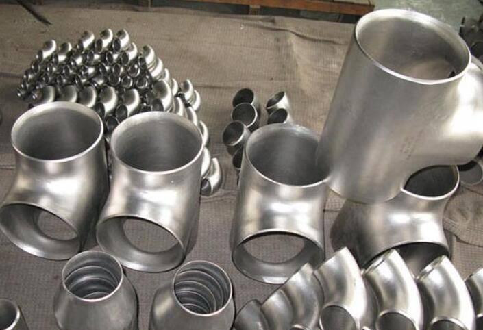 供应包头DN125*100国标无缝三通,不锈钢三通现货