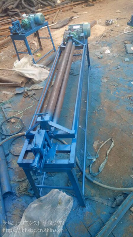 保温轧筋滚槽机 扎边起槽起线机