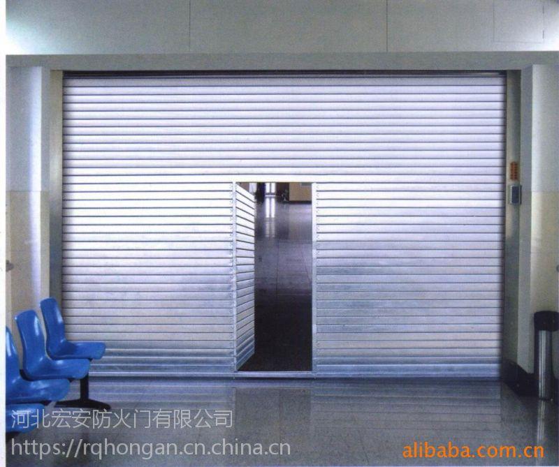 复合型钢质防火卷帘门