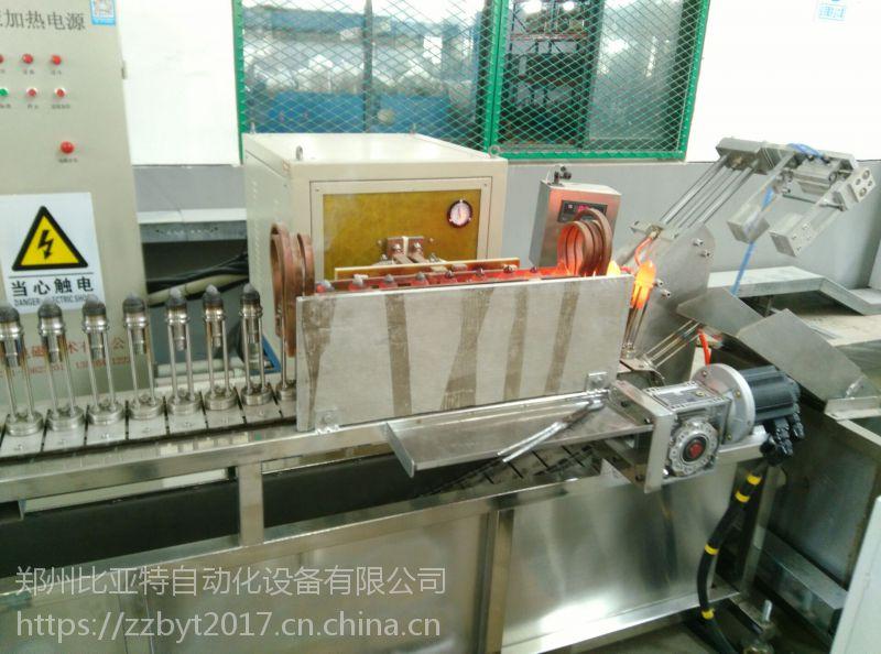 比亚特中高频感应加热设备、焊接设备的生产和应用