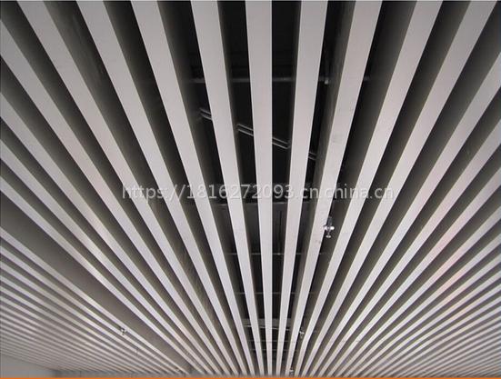 铁岭铝方通吊顶施工工艺讲解