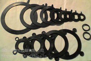 耐高温橡胶密封垫片 黑色橡胶垫