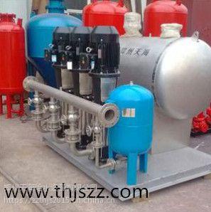 二次供水设施,无负压供水设备被广泛运用的原因