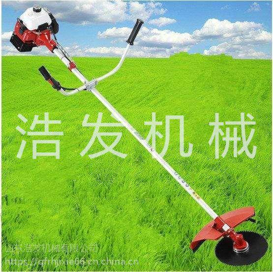 小型轻便式除草机 汽油割草机