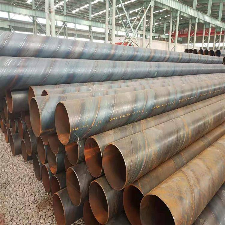 DN2400大口径螺旋钢管;直径2420mm大直径螺旋焊钢管厂家