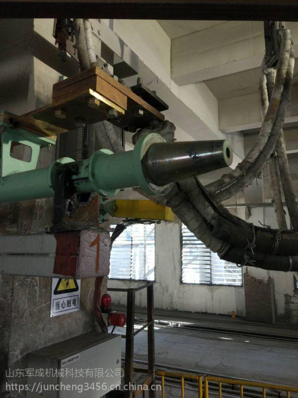 过来看啊,都说山东的JCQ型电石出炉机器人好用