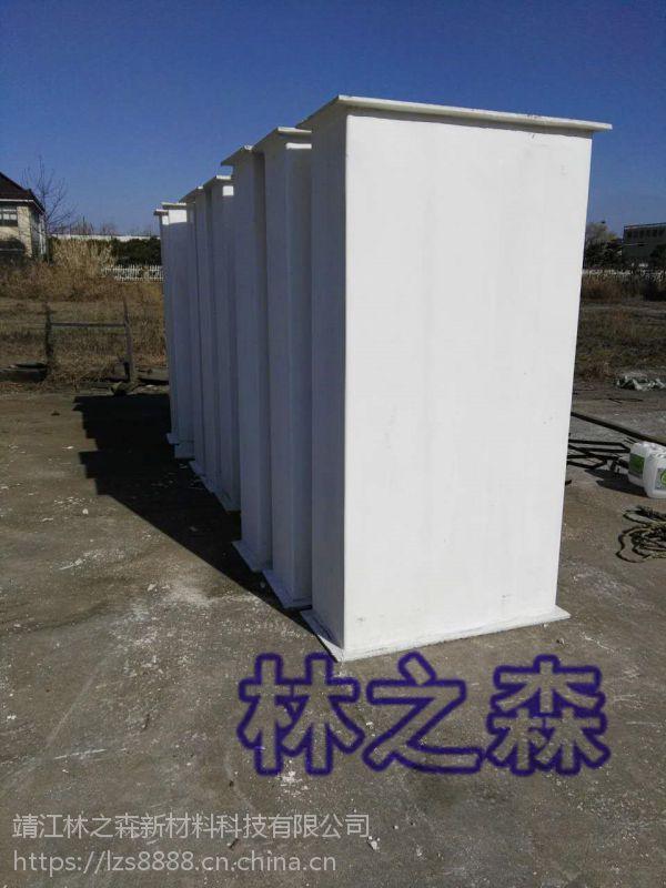 江苏林森玻璃钢风管厂 玻璃钢管制造