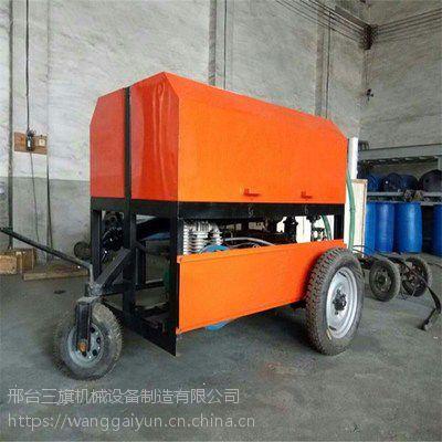 生产水泥发泡机混凝土设备打泡机现场操作