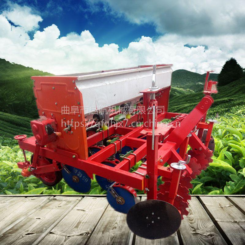 安徽 蔬菜播种器 高粱谷子精播机 四行香菜播种机厂家