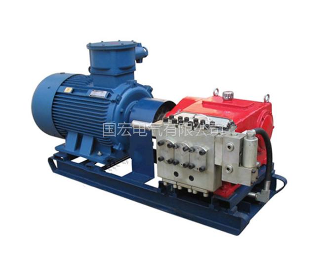供应国宏矿用乳化液泵站BRW315/31.5 乳化液泵