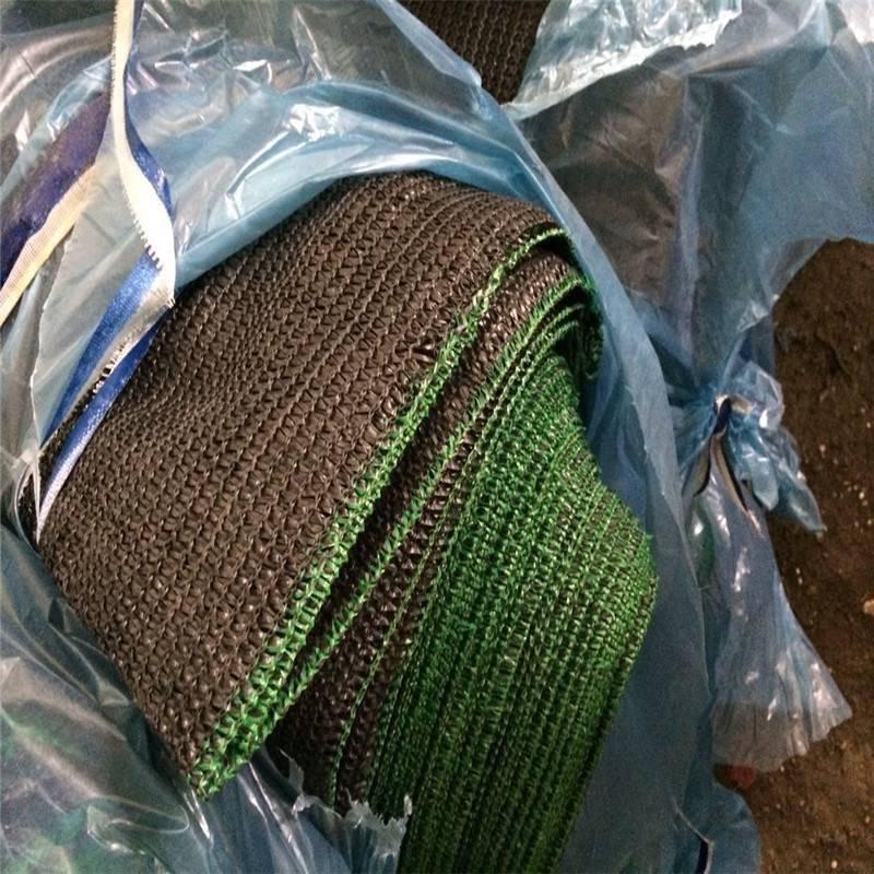 黑色盖土网 土方防尘网 聚乙烯防尘网