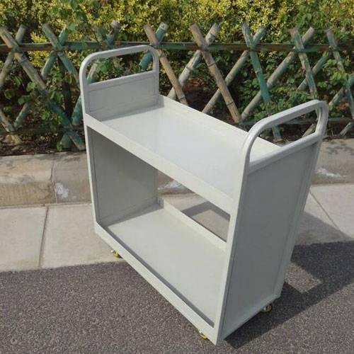 北海 防城港图书馆超静音手推车 V型书车 书梯销售点/供货商