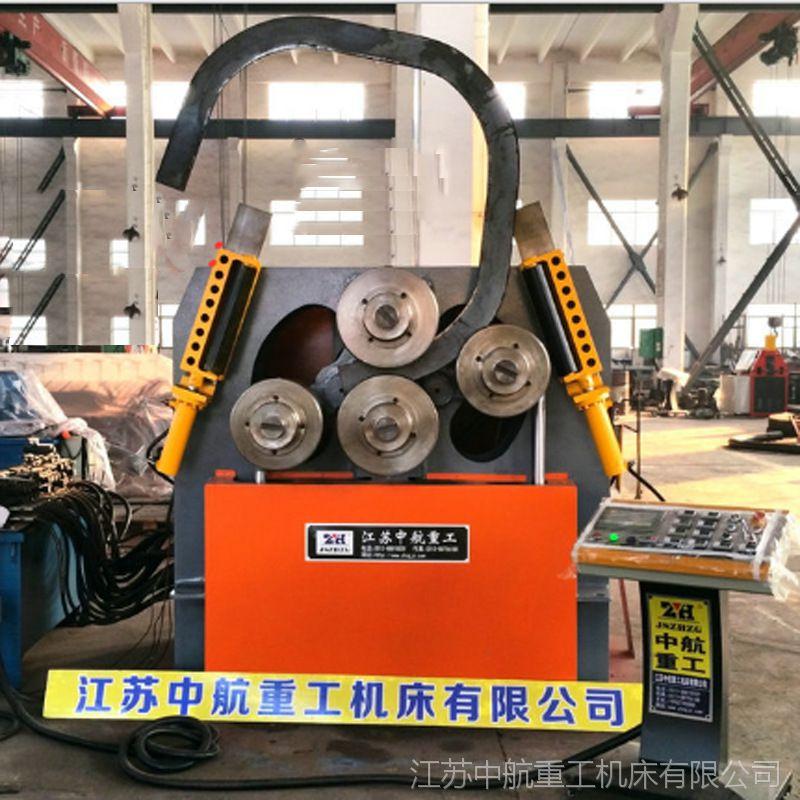 型材弯曲机厂供应 各种液压数控大型 小型型材弯曲机