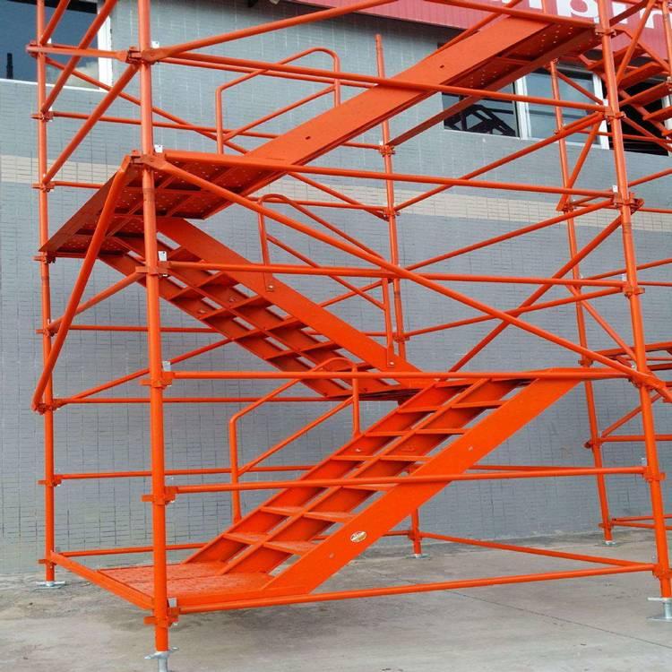 a供应江苏常州安全爬梯 河北通达安全爬梯生产厂家 室外安全爬梯
