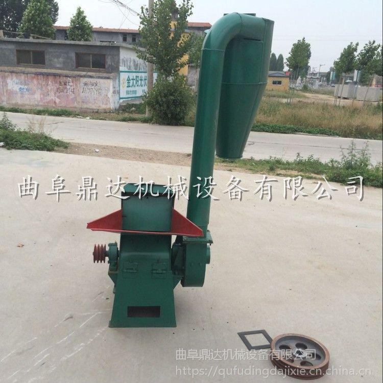 秸秆稻草加工粉碎机 饲料专用粉碎机 锤片粉碎机价格