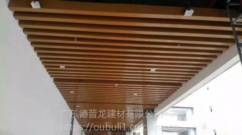 广东德普龙幕墙铝方通定制厂家销售