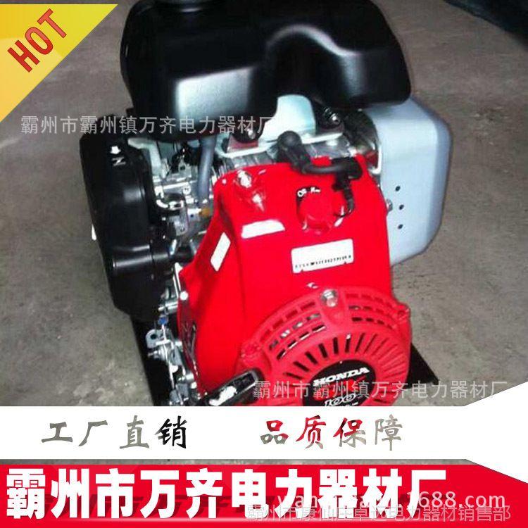 消防液压机动泵拆破工具消防泵双输出超高压机动泵