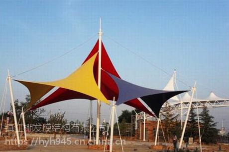 北京膜结构车棚供应商,停车场膜结构