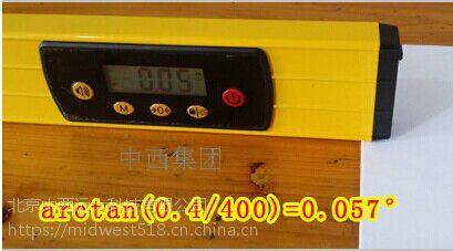 中西 数显水平仪 库号:M404822 型号:ZX28-digital spirit level