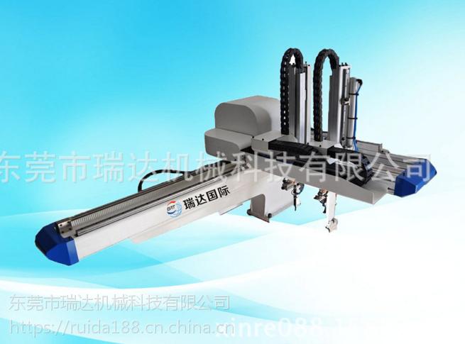 工业自动化机械手臂 横走式三轴伺服机械手 注塑机械手
