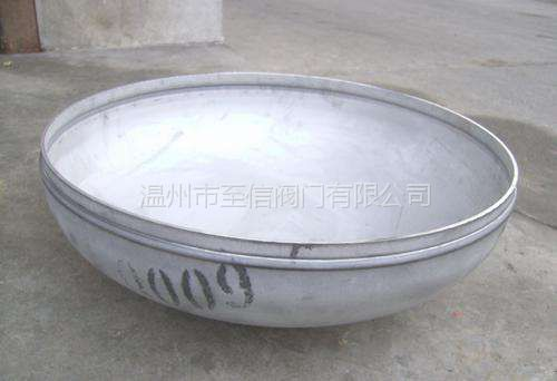 供应不锈钢304/316L/Q235椭圆/平底/蝶形封头(价格面议)