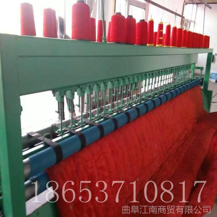 厂家直大型多功能被子机 电动缝被机引被机做被子机器