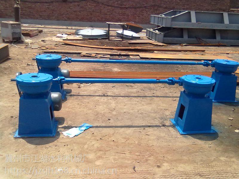 滁州启闭机 厂家直销 3T 双吊点螺杆式启闭机
